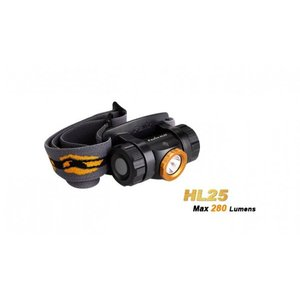 FENIX HL25 LEDヘッドライト【 Cree XP-G2 白色LED搭載 / 明るさMAX:280ルーメン(Burstモード時) / 単4×3本使用】|holkin|02