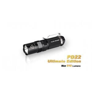 FENIX PD22 Ultimate Edition【 Cree XP-L V5 LED 白色LED搭載 / 明るさMAX:510ルーメン(16340使用時) / CR123 or RCR123 :16340×1本】 holkin