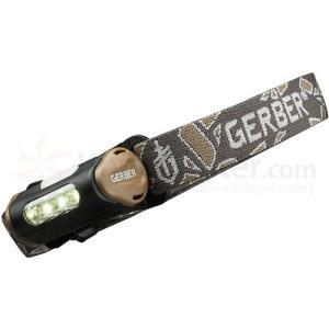 【本体色:ブラック】 Gerber ガーバー HANDS FREE TORCH 31-001259 Bear Gryllsシリーズ|holkin
