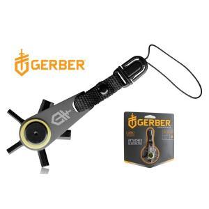 5サイズの六角レンチドライバー GERBER GDC Zip Hex ガーバー ジップヘックス:31-001695 Essentials / エッセンシャルシリーズ ミニツール|holkin