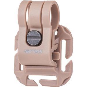 Glo-Toob Tactical Kit GTK 本体色:TAN , 対応機種:GT-AAA and GT-AAA Pro 直径19mm ※ライトは別売りです。|holkin