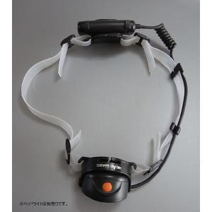 GENTOS ジェントス DELTA PEAK デルタピーク LEDヘッドライト DPX-043H / DPX-233H 対応シリコン製ゴムバンド 厚さ2.0mm 標準サイズ|holkin|02