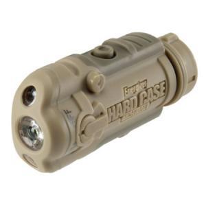 Energizer HARD CASE HELMET LIGHT エナージャイザー ハードケース ヘルメット・ライト 本体色:サンド|holkin
