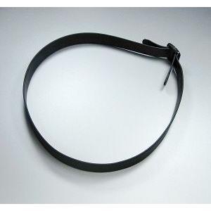 Essential Gear GUARDIAN 対応 ゴム製ヘッド ストラップ 1点留め HLK-HLRB251 20mm幅対応|holkin