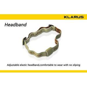 KLARUS クラルス Headband : 対応サイズは、直径:18-22mm|holkin