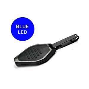 本体色:ブラック LED:青:INV-008 INOVA MICROLIGHT-4 Function Microprocessor Switch holkin
