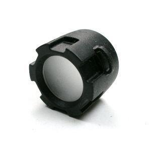 【ホワイト・ デュフューザー / 曇りレンズ使用】 KLARUS XT1C / XT1A / XT2A 対応|holkin