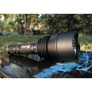 【大型反射鏡搭載 / CREE XP-G2 R5搭載】 LUMINTOP ルミントップ Hunter T5 Long Range Tactical LED Flashlight|holkin