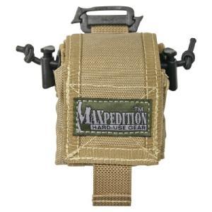 Maxpedition マックスペディション:MX207K / MINI ROLLYPOLY FOLDING DUMP POUCH【Khaki】 holkin
