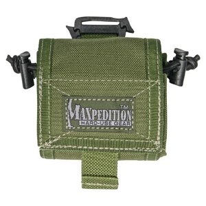 Maxpedition マックスペディション:MX208G / ROLLYPOLY(MM Folding Dump Pouch)【OD Green】 holkin