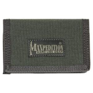 Maxpedition マックスペディション:MX218F / MICRO WALLET【Foliage Green】 holkin