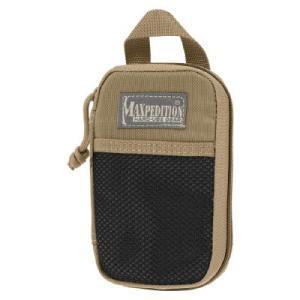 Maxpedition マックスペディション:MX262K / Micro Pocket Organizer【Khaki】 holkin