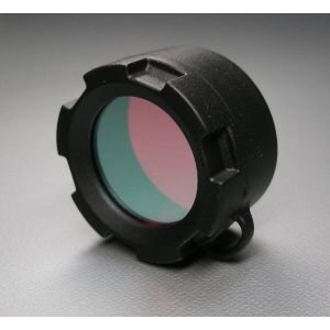 OLIGHT FILTER RED for T/I series オーライト フィルター レッド T/Iシリーズ用|holkin