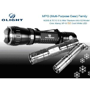 【予約受付:11月下旬〜12月上旬入荷】Olight 2010 Holiday Set- Multi Purpose Gear:OLT-073|holkin