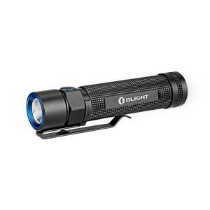 OLIGHT オーライト S2 BATON 【CREE XM-L2 U3 白色LED搭載 / 明るさMAX:950ルーメン / CR123A×2本or18650×1本使用】|holkin