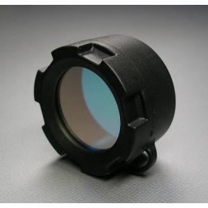 OLIGHT オーライト Green Filter adapter 緑色 グリーン・フィルター・アダプター 【OLIGHT M10 / M18 / S10 / S15 / S20 対応】|holkin