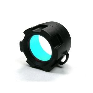 OLIGHT オーライト Red Filter adapter 赤色 レッド・フィルター・アダプター 【OLIGHT M10 / M18 / S10 / S15 / S20 対応】|holkin