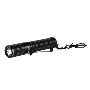 2015年モデル<br>OLIGHT i3S EOS 本体色:ブラック 【 CREE XP-G2 白色LED搭載 / 明るさMAX:85ルーメン / 単4アルカリ電池×1本使用】|holkin