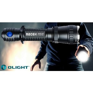 OLIGHT M20SX Javelot Flashlight 【CREE XM-L2 LED 搭載(ニュートラル色) / 明るさMAX:820ルーメン / CREE XM-L2 搭載 / 18650×1 or CR123A×2本使用】|holkin