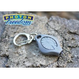 【本体色:グレー】Photon Freedom-micro FashionColor Gray body LED:White / フリーダム マイクロファッションカラー グレー ボディ LED:白 Platinum case|holkin