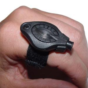 【フィンガーグリップ付属モデル】Photon Freedom micro Covert Nose Finger Light LED:Night-Vision Green フィンガーライト LED:ナイト・ビジョン・グリーン|holkin