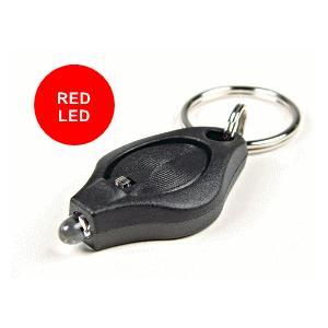 赤色LED搭載 Photon フォトン Micro-Light 2 (LED:Red) / マイクロ・ライト 2 (LED:赤) 小型ライト|holkin