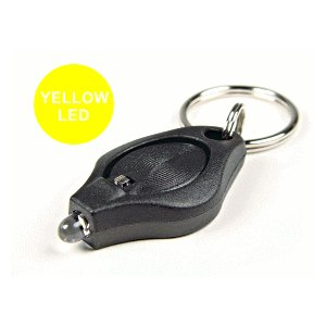 イエローLED搭載 Photon Micro-Light 2 LED:Yellow / フォトン マイクロ・ライト 2 LED:黄|holkin