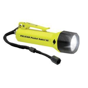 【UL / CSA / FM 認証 防爆ライト】Pelican Pocket Sabre 1820 / ペリカン ポケット・セイバー 1820 【本体色:イエロー】|holkin