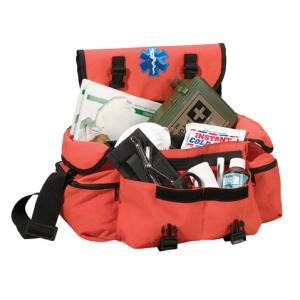 救急カバン(救急箱):ROTHCO ロスコ 2342 メディカルレスキュー レスポンスバッグ 本体色:オレンジ|holkin