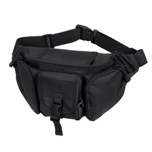 ROTHCO / ロスコ 4957 Tactical Concealed Carry Waist Pack - Black ウエスト・バック|holkin