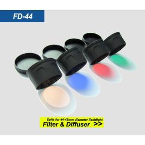 SKILHUNT Diffuser, FD-44 【44-45mm径用 / 青色フィルター】 Blue Filter|holkin