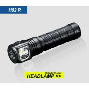 SKILHUNT H02R LEDヘッドライト Reflector version【CREE XM-L2 昼白色LED搭載 / 明るさ:860ルーメン】|holkin