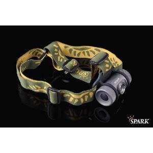 SPARK SD73-NW 【Cree XM-L T5 Neutral White / 単4×3本使用モデル】 holkin