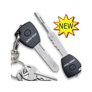 SwissTech Utili-Key MX 5-in-1 LEDライト付 : UKCSBK-MX スイステック・ユーティリティー・キー MX  : ST66685|holkin