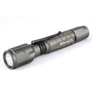 Terralux Lightstar300 テララックス ライトスター300 本体色:グレー TLF-3002AA-BK|holkin