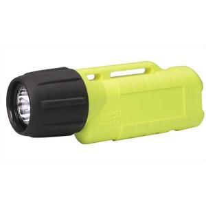 【本体色:イエロー】 Underwater Kinetics UK 2AA eLED Z2 Flashlight【明るさMAX100ルーメン / 単3電池×2本使用】|holkin