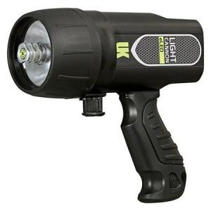Underwater Kinetics Light Cannon eLED ライトキャノン 【本体色:ブラック / ピストルグリップ】 UK44652|holkin