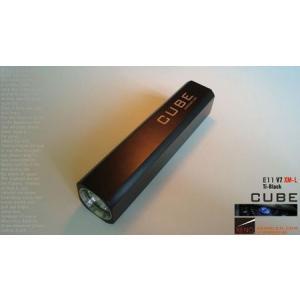 【お取り寄せ】 XENO CUBE E11 V7 : CREE XM-L T4 WW ウォーム・ホワイト / 本体色:ブラック holkin