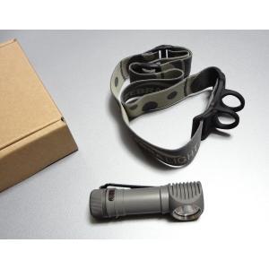 ZEBRALIGHT ゼブラライト H52 AA Flood Headlamp Cool White 【Cree XM-L2 Cool White (Norminal CCT 6300K)】 単3アルカリ電池×1本使用コンパクトライト|holkin|05