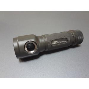 【18650充電池専用モデル】 ZEBRALIGHT SC600w Mk II L2 18650 XM-L2 ...