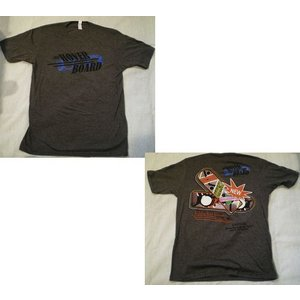 バックトゥザフューチャー ホバーボードTシャツ(取り寄せオー...