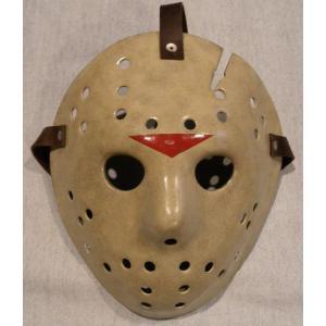 ジェイソン ホッケーマスク6 プロップレプリカ ファイバーグラス製 (取り寄せオーダー)