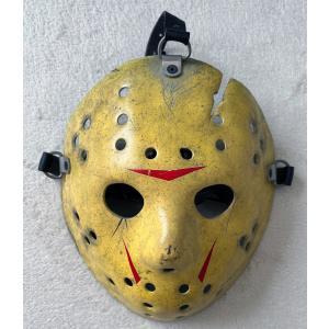 ジェイソン ホッケーマスク パート8 プロップレプリカ ファイバーグラス製 在庫有り!