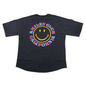 ハワイアン メンズ 半袖 Tシャツ ハワイアン雑貨 アロハ スマイル Cali Surf 発泡プリント(メンズ/チャコールグレー) 212CF1ST023|holoholo