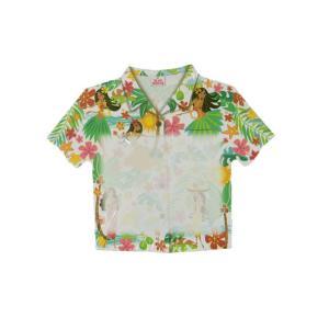 ハワイアン雑貨 付箋 ふせん ポストイット 文具 メモ帳 アイランドヘリテージ Island Heritage(フラハニー) Tシャツ型ノート メール便対応可 ハワイアン 雑貨|holoholo