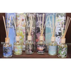 ハワイアン 芳香剤 ハワイアン雑貨 ディフューザーおしゃれな 芳香剤 ハワイ お土産 アロマ インテリア雑貨 ハワイアン 雑貨 ハワイ雑貨|holoholo