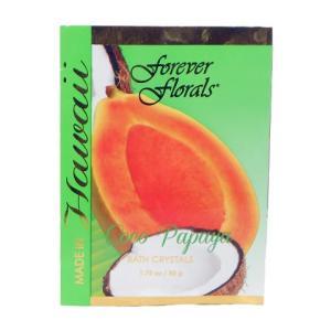 ハワイ お土産 フォーエバーフローラルズ ハワイ直輸入バスソルト Coco-Papaya(50g) ハワイアン雑貨 ハワイ 雑貨 土産 おみやげ|holoholo