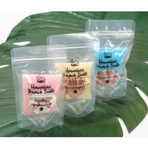 ハワイ お土産 ハワイアン雑貨 バブルシャックハワイ バスソルト(プルメリア・パイナップル・ハワイアンウォーター) ハワイ直輸入 バスソルト メール便対応可|holoholo