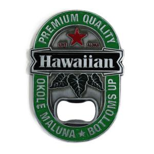 ハワイアン雑貨 ハワイ 雑貨 マグネット 栓抜き おしゃれ マグネット栓抜きBEER メール便対応可 磁石 冷蔵庫 ハワイ お土産|holoholo