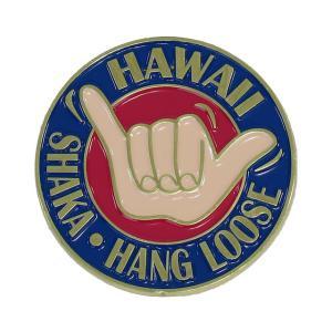 ハワイアン雑貨 ハワイ 雑貨 マグネット おしゃれ メタル マグネット シャカ メール便対応可 磁石 冷蔵庫 ホワイトボード ハワイ お土産|holoholo